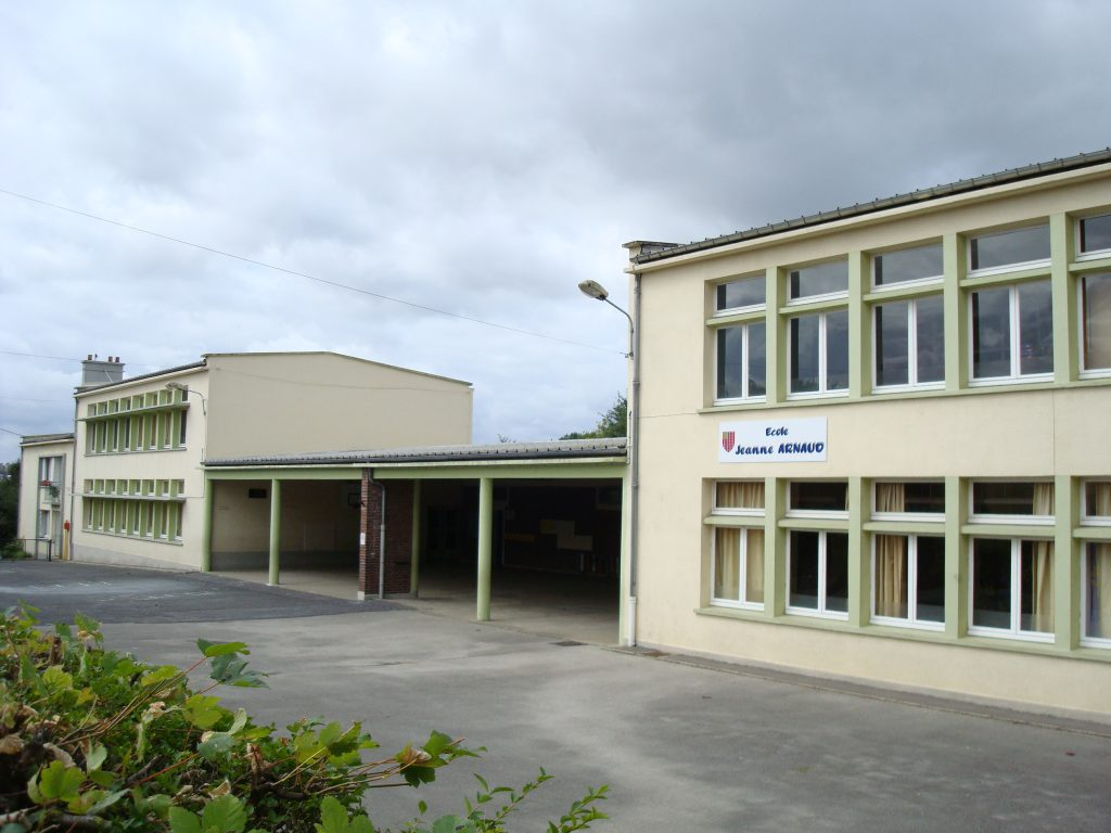Ecole Jeanne Arnaud-Jean Cayeux Rivery