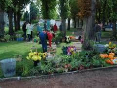 rederie verte fête des jardiniers Rivery